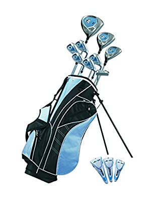 """New Deluxe Petite Ladies Complete Golf Package Set (Right Hand) Perfect for golfers between 5ft and 5'5"""" Tall"""
