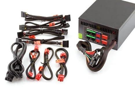 ALIMENTATORE ITEK ATX 720W MODULARE mPOWER - VENTOLA 14CM - 4 CONN. SATA - ADATTATORE 20+4 PIN - ITMPS720
