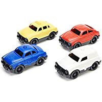 Green Toys MVP1-1165 Mini Vehicle 4-Pack