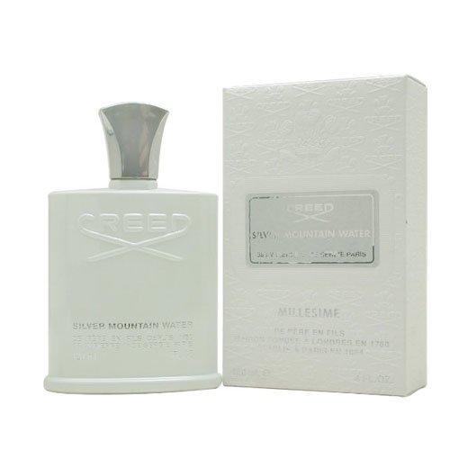 Creed Silver Mountain Eau De Parfum Spray Men 120 Ml