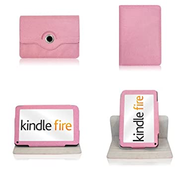 "Orbit® Case & Cover || Pink || for Amazon Kindle Fire 7"" (Non HD 1st Generation)"