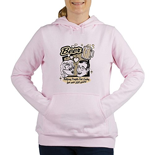 truly-teague-womens-hooded-sweatshirt-beer-helping-people-get-lucky-pale-pink-2x