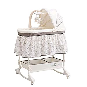 Simmons Adjustable Height Bassinet Toile