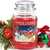 Yankee Candle Christmas Eve - 22oz Large Jar