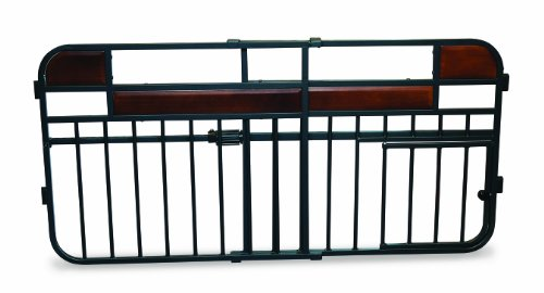 Carlson Pet Products Design Studio Mini Metal Expandable Pet Gate front-17226