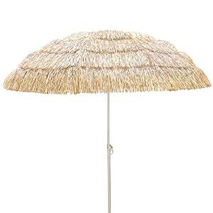 Brylanehome Grass Skirt Umbrella Patio