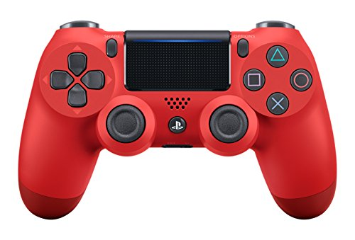 Buy Dualshock Magma Red Controller Now!