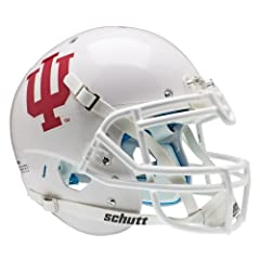 Brand New Indiana Hoosiers NCAA Authentic Air XP Full Size Helmet by Things for You
