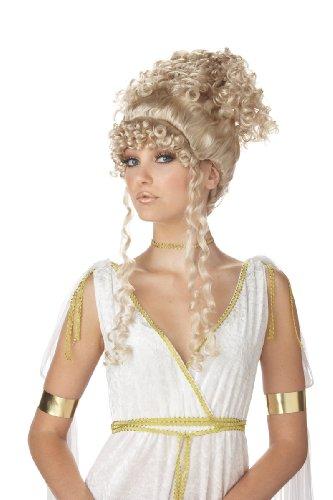 California Costumes Women'S Athenian Goddess Wig,Multi,One Size