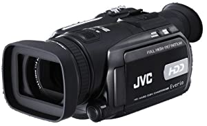 JVC Everio GZHD7 3CCD 60GB Hard Disk Drive High Definition Camcorder with 10x Optical Image Stabilized Zoom (Discontinued by Manufacturer)