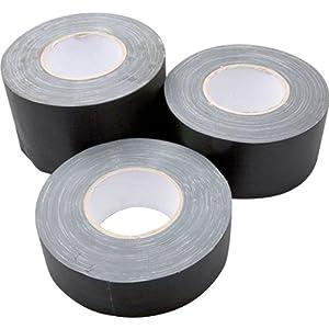 Hosa GFT-526BK 2-Inch Black Gaffer Tape