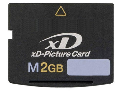 2GB xD Picture Memory card for FujiFilm FinePix E550