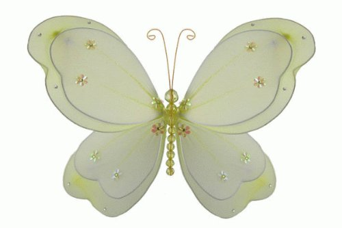 Butterfly Decor For Nursery