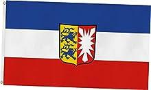 Bandera de gran calidad, tamaño: aprox. 90x150 cm, tela de calidad, peso aprox. 110 gr/m2