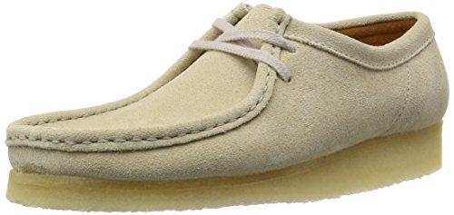 clarks-originals-wallabee-mens-suede-casual-shoes-off-white-43-eu