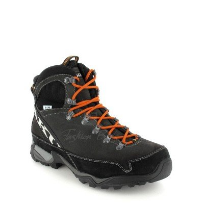 AKU trekking scarpe LA STRIA SUEDE GTX 682-173 Nero Antracite Nero, AKU Unisex Schuhe EU/UK:41 (7 uk)