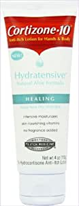 Cortizone-10 Hydratensive Healing Lotion  4-Ounce (Pack of 2)