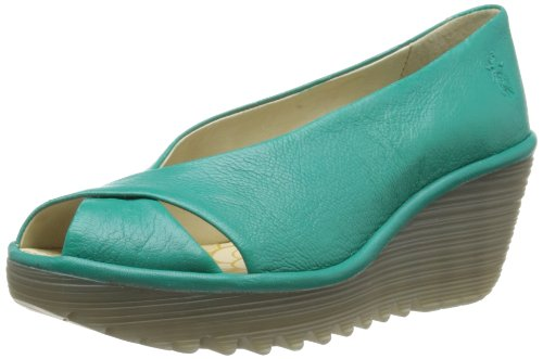 Fly London Women's Yaff Peacock Comfort P500392004 6 UK
