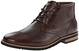 Rockport Men\'s Ledge Hill 2 Chukka Boot Dark Brown 11 M (D)