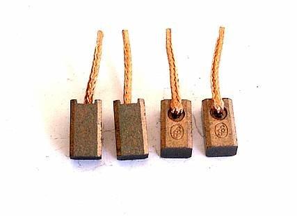 Kohlebürsten kompatibel zu Bosch Anlasser 0001211244, 0001211245