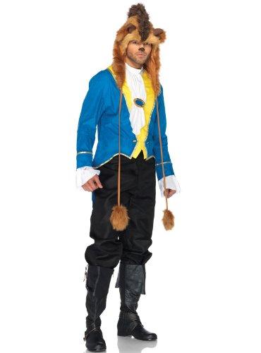 [Disney Beast Men's Costume ML] (Mens Beast Halloween Costume)
