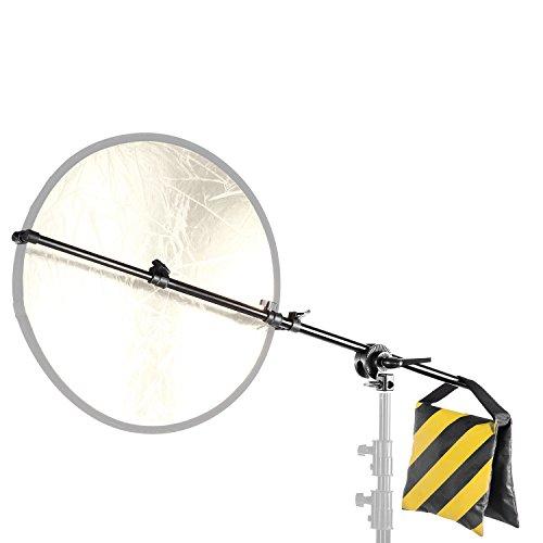 Neewer® Photography Studio Video 5-Feet Telescoping Photo Boom Arm with Sandbag