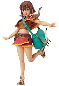 Gargantia on the Verdurous Planet: Amy figma Action Figurine