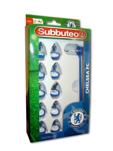 Paul Lamond Subbuteo - Set de figuras del Chelsea Football Club