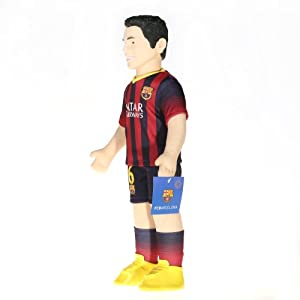 Bubuzz Xavi Collectable Football Figure Sports Doll by Bubuzz International
