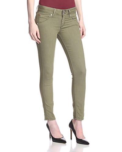Hudson Women's Collin Skinny Crop Jean