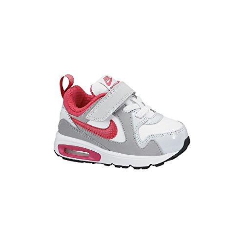 Nike Schuhe Kinder Mädchen Air max trax (tdv) White/vvd pnk-pr pltnm-wlf gry, Größe Nike:6C