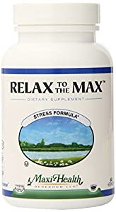 Maxi Health, Maxi Relax To The Max, 60 Capsules