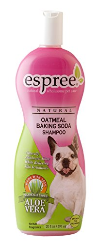 Espree Odor Neutralizing Oatmeal Baking Soda Shampoo, 20-Ounce (Baking Soda Dog Shampoo compare prices)