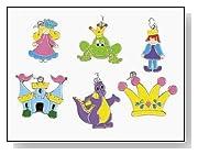 Fairy Tale Fantasy Charms