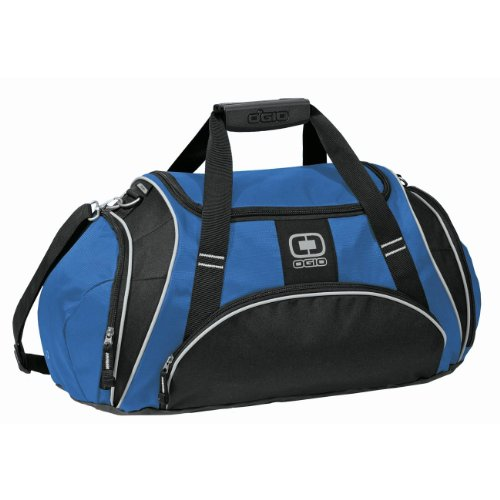 Ogio Crunch Duffle Bag (Royal)