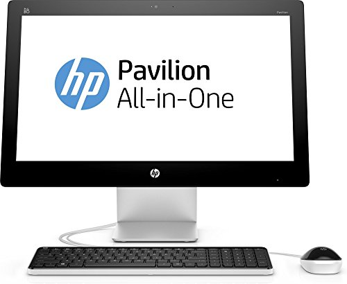 Pavilion (23-q251ng) 58,4 cm (23 Zoll / FHD IPS) All in One Desktop PC (Intel Core i5-6400T, 8GB RAM, 1 TB HDD, Intel HD-Grafikkarte 530, Windows 10 Home 64) weiß