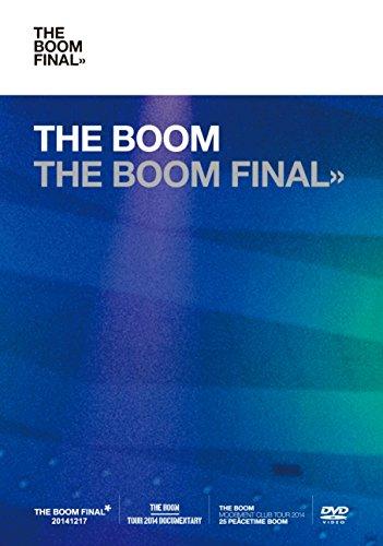 THE BOOM FINAL(初回限定盤DVD)