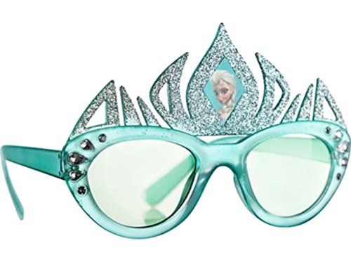 Disney Frozen Elsa Tiara Sunglasses