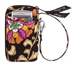Vera Bradley All In One Wristlet in Bittersweet
