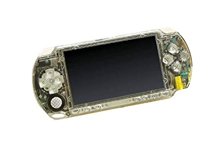Talismoon Evolve PSP Faceplate in Crystal Clear