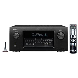 Denon AVR-4520CI Networking Home Theater AV Receiver with AirPlay images