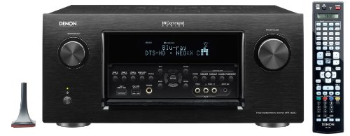 Denon AVR-4520CI Networking Home Theater AV Receiver