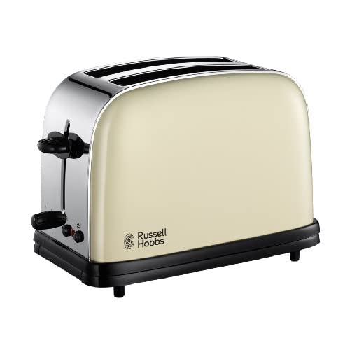 Russell Hobbs 18953 Colours 2 Slice Toaster - Cream