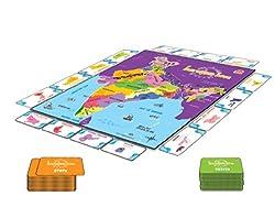 Madrat Games Incredible India, Multi Color