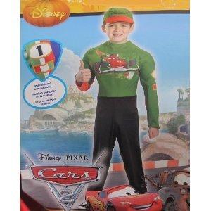 Boy's Francesco Muscle Costume - Small