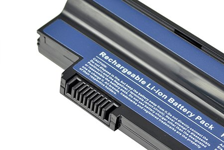 ATC (4400mAh 6chamber) Extended Capacity Laptop Battery for Acer Aspire One 253h NAV50 Series One 532 532h AO532h 532G AO532G all Series, PN ACER UM09C31 UM09G31 UM09H31 UM09H36 UM09H41 UM09G41 UM09H71 UM09G51 UM09G71 UM09G75 UM09H56 UM09H70 UM09H73 UM09H