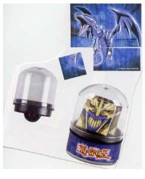 Yugioh Rolling Stampers Party Favors - 1