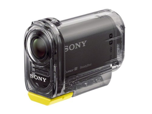 Action Video Camera from Sony HDR-AS15 (Black)