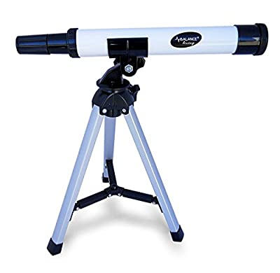 Balance Living Mini telescope (30X) + Tripod (25 cm) , Aluminum Main Body