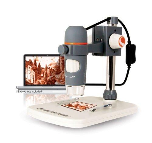Celestron 5 Mp Handheld Digital Microscope Pro Portable Consumer Electronics Home Gadget